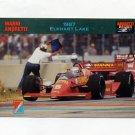 1992 Collect-A-Card Andretti Racing #80 Mario Andretti's Car