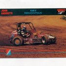 1992 Collect-A-Card Andretti Racing #33 John Andretti's Car