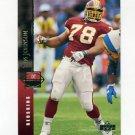 1994 Upper Deck Football #238 Tim Johnson - Washington Redskins