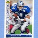 1993 Upper Deck Football #517 Jay Novacek - Dallas Cowboys