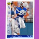 1993 Upper Deck Football #334 Jessie Hester - Indianapolis Colts