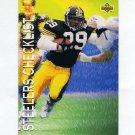 1993 Upper Deck Football #089 Barry Foster - Pittsburgh Steelers