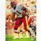 1993 Upper Deck Football #086 Earnest Byner - Washington Redskins
