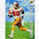 1993 Upper Deck Football #068 Lawrence Dawsey - Tampa Bay Buccaneers