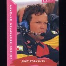 1993 Traks Racing #095 Joey Knuckles