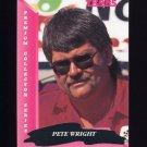 1993 Traks Racing #048 Pete Wright