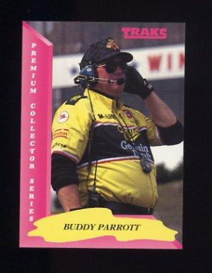 1993 Traks Racing #029 Buddy Parrott