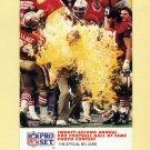 1990 Pro Set Football #795 George Seifert - San Francisco 49ers