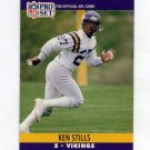 1990 Pro Set Football #574 Ken Stills - Minnesota Vikings