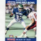 1990 Pro Set Football #379 Eric Allen - Philadelphia Eagles