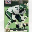1991 Pro Set Football #792 Mo Lewis RC - New York Jets