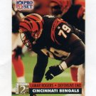 1991 Pro Set Football #781 Lamar Rogers RC - Cincinnati Bengals