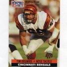 1991 Pro Set Football #464 Tim Krumrie - Cincinnati Bengals
