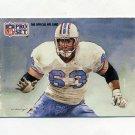 1991 Pro Set Football #411 Mike Munchak - Houston Oilers
