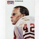 1991 Pro Set Football #400 Ronnie Lott - San Francisco 49ers