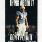 1991 Pro Set Football #376B Ray Childress - Houston Oilers