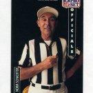 1991 Pro Set Football #369 Norm Schachter OFF