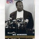 1991 Pro Set Football #348 Ronnie Lott - Los Angeles Raiders