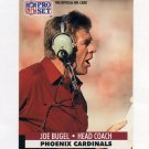 1991 Pro Set Football #270 Joe Bugel CO - Phoenix Cardinals