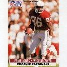 1991 Pro Set Football #263 Ernie Jones - Phoenix Cardinals