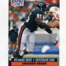 1991 Pro Set Football #103 Richard Dent - Chicago Bears