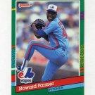 1991 Donruss Baseball #734 Howard Farmer - Montreal Expos