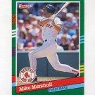 1991 Donruss Baseball #625 Mike Marshall - Boston Red Sox