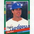 1991 Donruss Baseball #601 Jim Gott - Los Angeles Dodgers