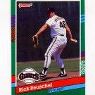 1991 Donruss Baseball #518 Rick Reuschel - San Francisco Giants