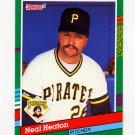 1991 Donruss Baseball #475 Neal Heaton - Pittsburgh Pirates