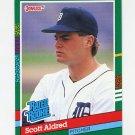 1991 Donruss Baseball #422 Scott Aldred RR - Detroit Tigers