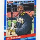 1991 Donruss Baseball #101 R.J. Reynolds - Pittsburgh Pirates
