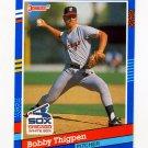 1991 Donruss Baseball #090 Bobby Thigpen - Chicago White Sox