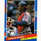 1991 Donruss Baseball #051 Sandy Alomar Jr. AS - Cleveland Indians