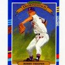 1991 Donruss Baseball #008 Bobby Thigpen DK - Chicago White Sox