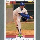 1992 Classic/Best Baseball #327 Chris Curtis - Gastonia Rangers