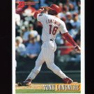 1993 Bowman Baseball #596 Tony Longmire - Philadelphia Phillies