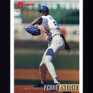 1993 Bowman Baseball #238 Pedro Astacio - Los Angeles Dodgers