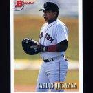 1993 Bowman Baseball #227 Carlos Quintana - Boston Red Sox