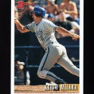 1993 Bowman Baseball #209 Keith Miller - Kansas City Royals