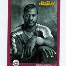 1991 Studio Baseball #201 Daryl Boston - New York Mets