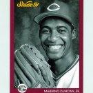 1991 Studio Baseball #164 Mariano Duncan - Cincinnati Reds