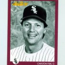 1991 Studio Baseball #032 Carlton Fisk - Chicago White Sox