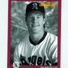 1991 Studio Baseball #022 Jim Abbott - California Angels