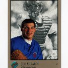 1992 Studio Baseball #013 Joe Girardi - Chicago Cubs