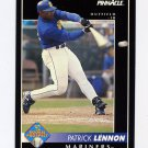 1992 Pinnacle Baseball #542 Patrick Lennon - Seattle Mariners