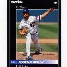 1992 Pinnacle Baseball #466 Paul Assenmacher - Chicago Cubs