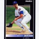 1992 Pinnacle Baseball #457 Danny Jackson - Chicago Cubs