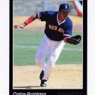 1993 Pinnacle Baseball #564 Carlos Quintana - Boston Red Sox