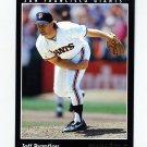 1993 Pinnacle Baseball #512 Jeff Brantley - San Francisco Giants